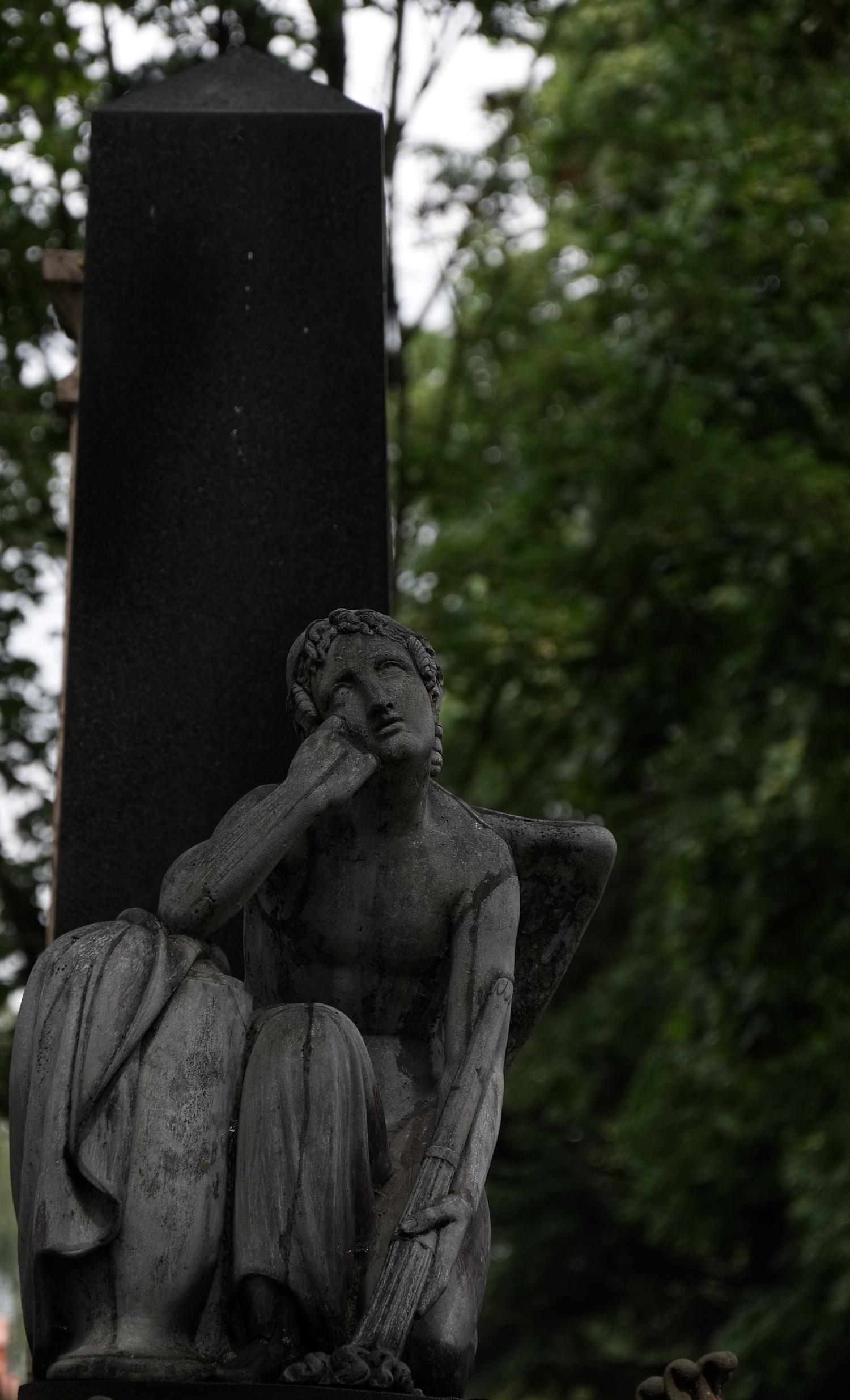 Friedhof Grabstein