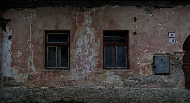 Vintage Fassade